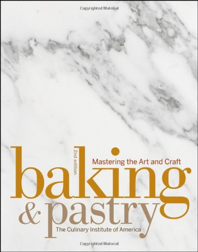Baking Pastry Mastering Art Craft product image