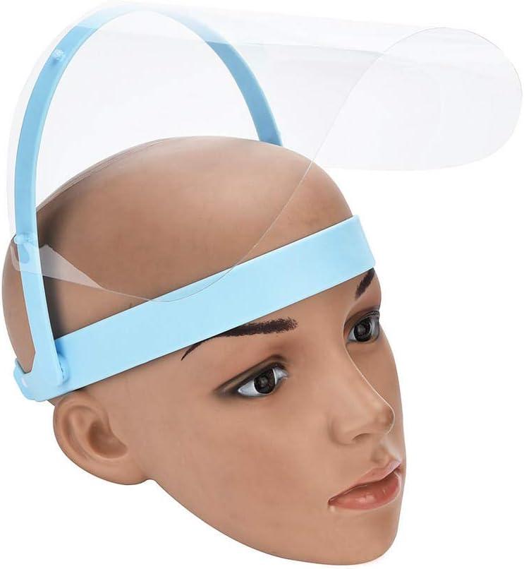 Gesicht Schild Eye Protector PC Bildschirm K/üche Kochen//Pflege//N/ägel Versch/önern Anti-Fog Anti-/Öl Splatter Maske Transparent