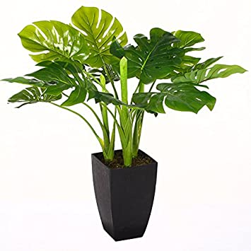 plante verte synthetique