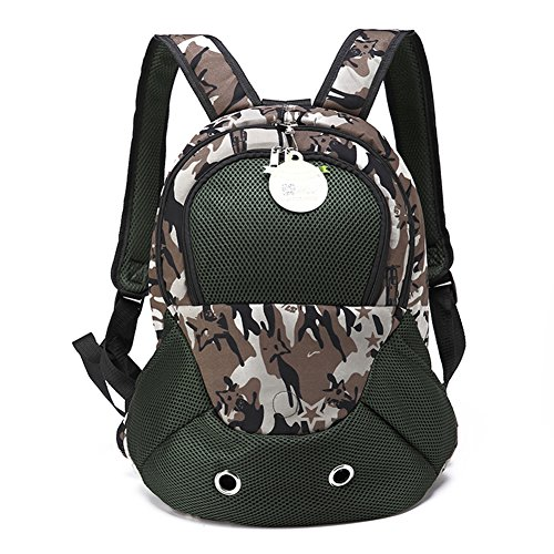 Camo Backpack Carriers - 6