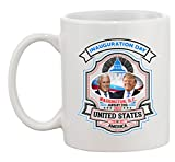 President Trump Pence Inauguration Day Washington DC USA DT Coffee 11 Oz Mug
