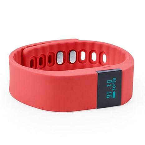 Reloj Inteligente Wesly (Rojo)