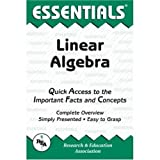 Linear Algebra Essentials, Research & Education Association Editors, 0878916105