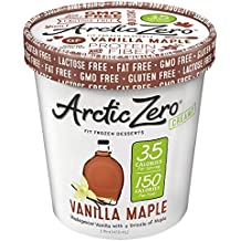 ARCTIC ZERO Fit Frozen Desserts - 6 Pack - Vanilla Maple Creamy Pint