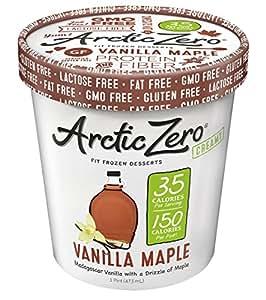 ARCTIC ZERO Fit Frozen Desserts - 6 Pack - Vanilla Maple Creamy Pint