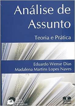 Análise de Assunto. Teoria e Prática | Amazon.com.br