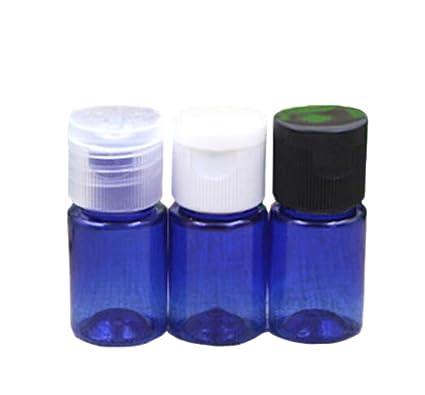 5 ml botes de perfumes esencial botella de aceite de plástico Pet vacío botellas de muestra