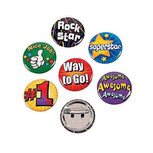Employee Recognition Pins - 9