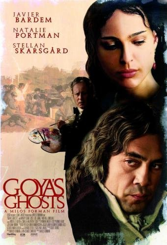 Goyas Ghosts Movie Poster 24in x36in