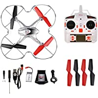 X300C FPV RC Quadcopter Drone with Wifi Camera 2.4G 4CH 6-Axis Gyro RTF Headless Mode