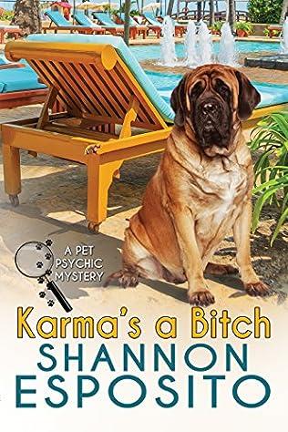 book cover of Karma\'s A Bitch