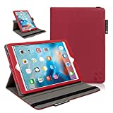 iPad EMF Radiation Blocking Case - SafeSleeve Tablet Case for iPad 5th Gen - iPad Air - iPad Air 2 and iPad Pro 9.7 - Red