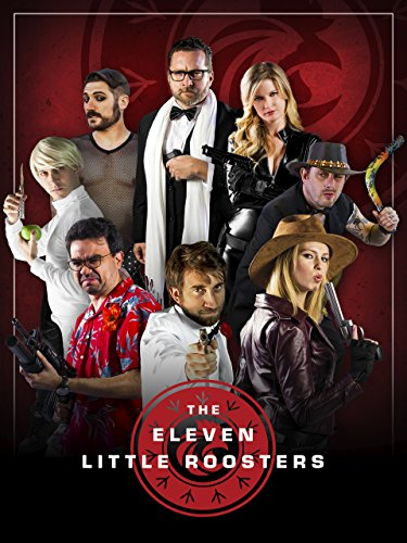The Eleven Little Roosters (Little Roosters)