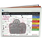 Blue Crane Digital Nikon D800 InBrief Laminated Reference Card  (zBC545)