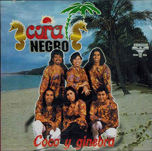 Coral Negro (Coco y Ginebra) Fra-013