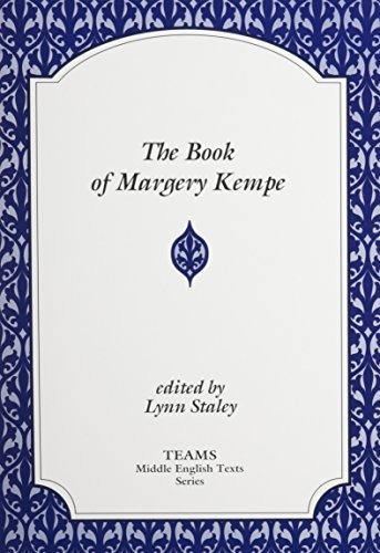 The Book of Margery Kempe Critical Essays