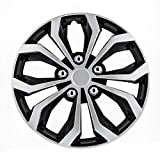 "Pilot Automotive WH553-17S-BS Black/Silver 17 Inch 17"" Spyder Performance Wheel Cover (Pack of 4): more info"