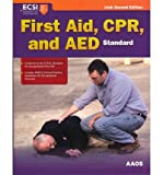 First Aid, Cpr And Aed Standard Irish Edition 2E, Ray Carney, 1449645003