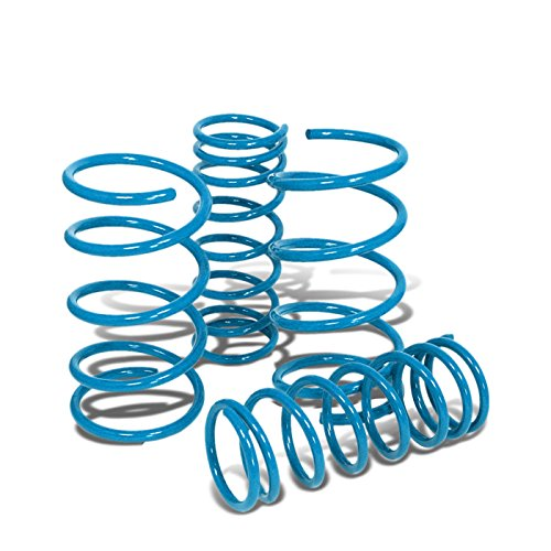 BK3P Blue For Mazda 3 Suspension Lowering Spring