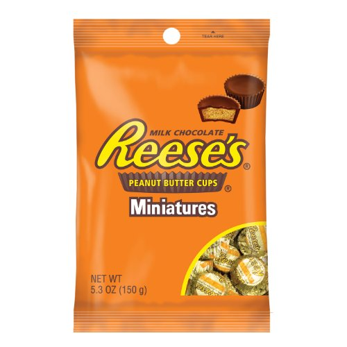 reeses-peanut-butter-cup-miniatures-53-ounce-bag-pack-of-12