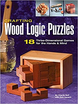 ;;WORK;; Crafting Wood Logic Puzzles: 18 Three-dimensional Games For The Hands And Mind. large Network ground Taburete produce 51rEB3fQF2L._SY344_BO1,204,203,200_