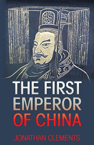 Amazon the first emperor of china ebook jonathan clements the first emperor of china by clements jonathan fandeluxe Gallery