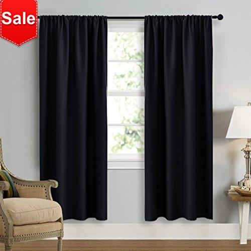 Cheap  NICETOWN Living Room Blackout Curtains Blinds - Home Decoration Rod Pocket Design..