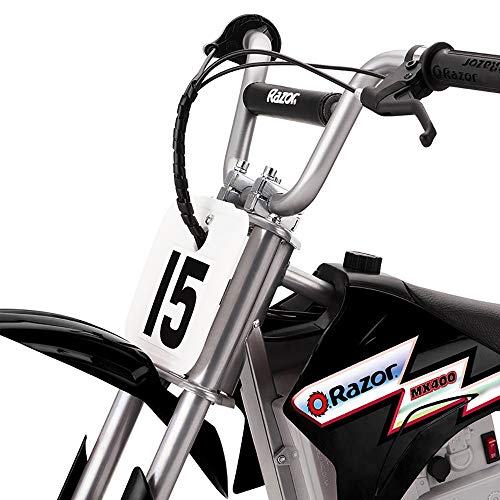 Buy razor dirt bike with training wheel