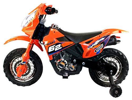 Best Toy Dirt Bikes For Kids : Extreme rider dirt bike children s kid battery operated