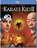 The Karate Kid II Blu-ray