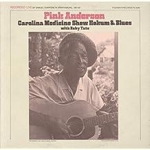 Pink Anderson: Carolina Medicine Show Hokum