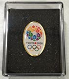 Cased Tokyo Olympics 2020 Bid pin badge ...