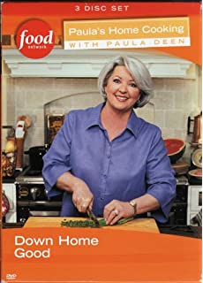 Amazoncom Paulas Home Cooking With Paula Deen Sure To