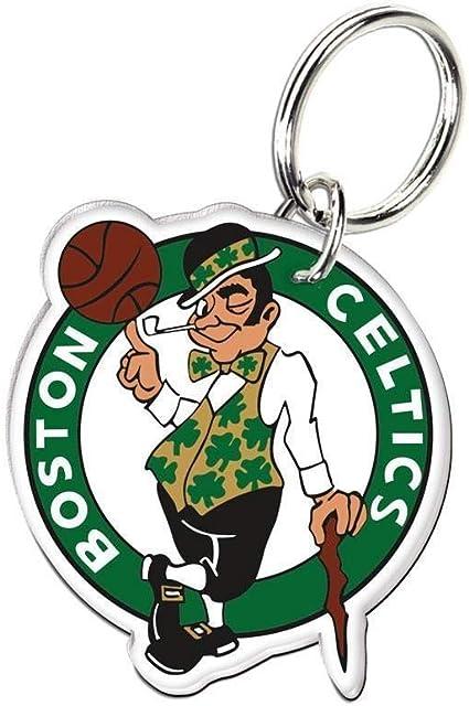 Amazon.com: NBA 21232041 Boston Celtics acrílico Llavero ...