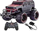 Saffire Off-Road 1:20 Hummer Monster Racing Car, Black