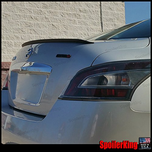 (Spoiler King Trunk Lip Spoiler (244L) compatible with Nissan Maxima 2009-2015)