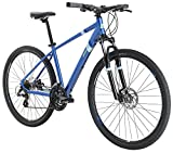 Cheap Diamondback Bicycles Women's Calico Dual Sport Bike, Blue