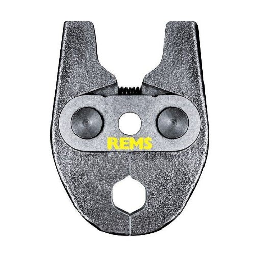 hochbelastbar System AHLSELL A-press koppar sicheres Pressen Presszangen aus besonders z/ähhartem Spezialstahl systemkonformes Mini V 12 mm Zubeh/ör f/ür REMS Mini-Press REMS Pressring