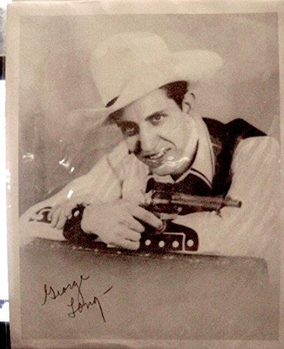(George Long - 101 Ranch Boys With Andy, Smokey. WSBA York, Pennslyvania Publicity Stills)