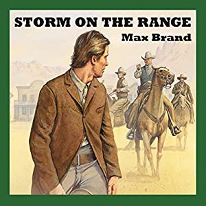 Storm on the Range Audiobook