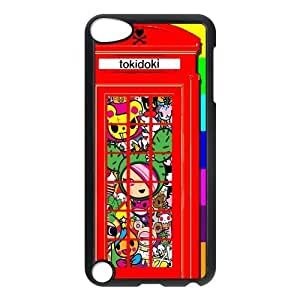 Custom Cartoon Back Cover Case for ipod Touch 5 JNIPOD5-243