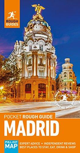 Pocket Rough Guide Madrid (Travel Guide) (Pocket Rough Guides) (Spain Pocket Guide)