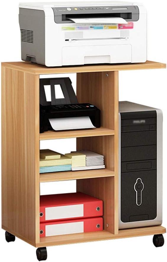 Soporte De Impresora De Piso De Oficina Mesa Auxiliar Soporte De ...