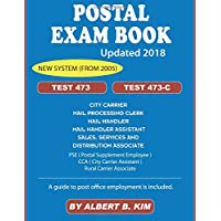 Amazon best sellers best civil service test guides postal exam book for test 473 and 473 c fandeluxe Choice Image