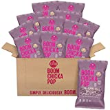 Angie's Artisan Treats Boomchickapop Cinnamon Roll Drizzled Flavored Popcorn, 5.5 Ounce (Pack of 12)