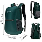 ZOMAKE Ultra Lightweight Packable Backpack Water Resistant...