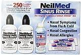 NeilMed Sinus Rinse - 2 squeeze Bottles 240mL