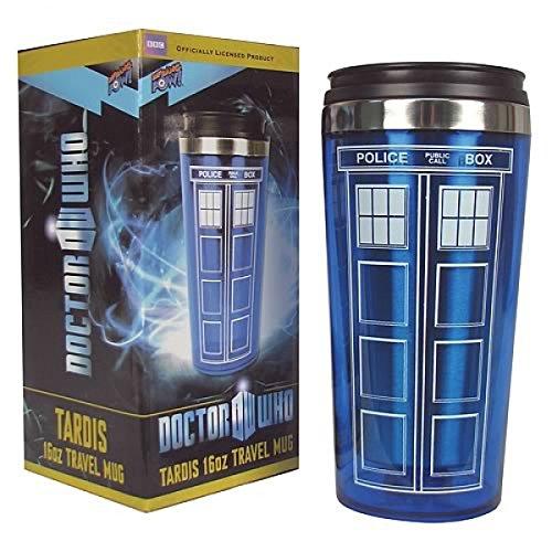 Doctor Who Travel Mug (Bif Bang Pow!