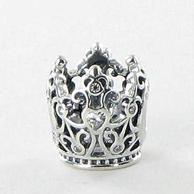 charm pandora corona da re