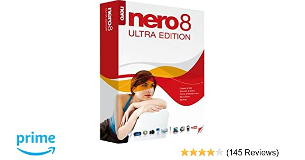 Nero 8 ultra edition download.